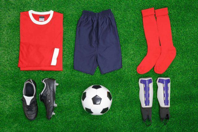 komplety piłkarskie