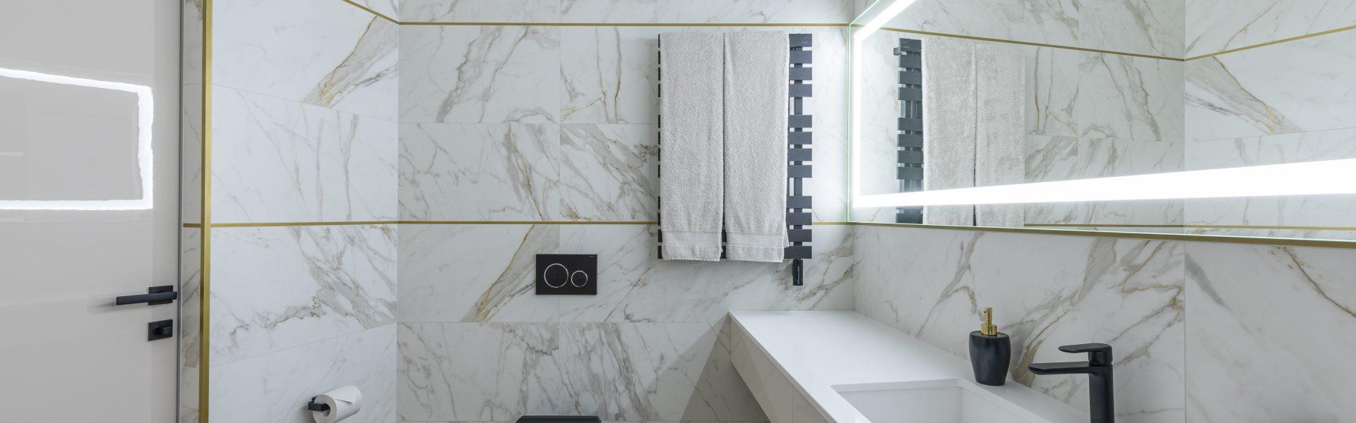 dekoracyjnych płytki do łazienki